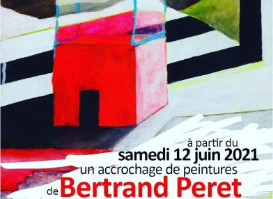 Exposition Bertrand Peret